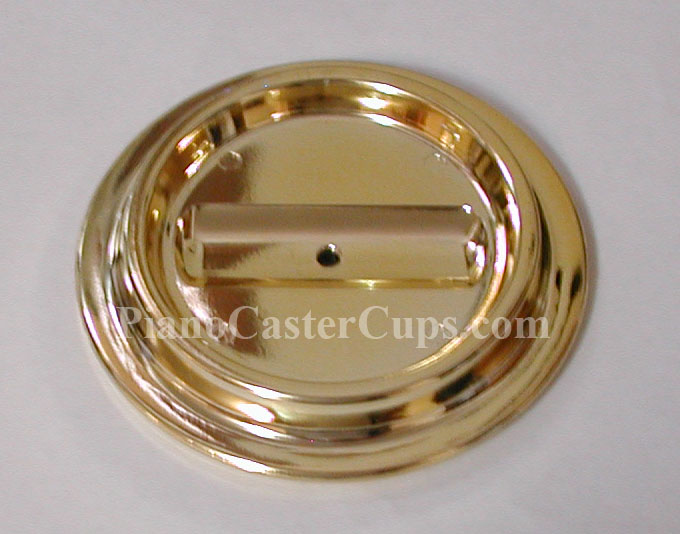 brass Piano caster cup