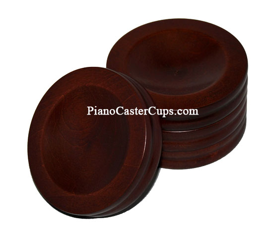 Upright Piano Caster Cups